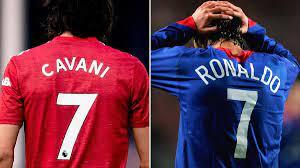 """القانون قد يحرم رونالدو من """"الرقم 7"""" في مانشستر يونايتد!"""