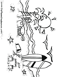 Coloring Pages Spring Break Spring Pictures Colouring Pages Spring