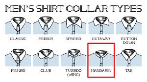 襟無しシャツ実は誰でも似合うのにダサいと思ってない スタンド