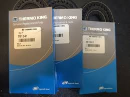 Thermo King Belt 78 1341 Set Of 3 Oem Brand New Free Shipping
