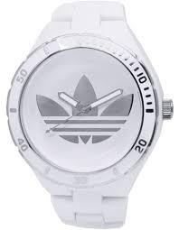 adidas adh2708 cambridge white dial white plastic men s watch adidas adh2708 cambridge white dial white plastic men s watch