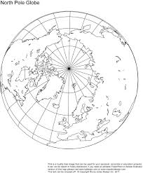 23b437f144953d8faebce0ca9e73767a north pole globe map, royalty free when mapping the route of the on national geographic inside north korea worksheet