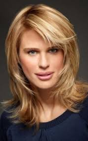 Model De Coiffure Mi Long Degrade Cheveux Long