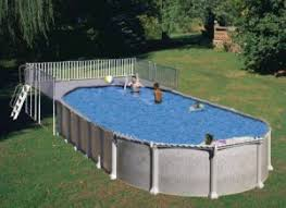 above ground pool deck kits. Oval Pools With End Deck Above Ground Pool Deck Kits
