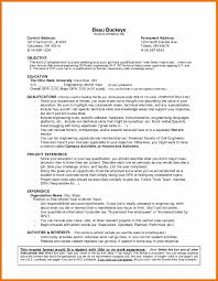 8 Resume With Little Work Experience Sample Budget Reporting