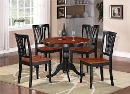image of 42 round kitchen table set