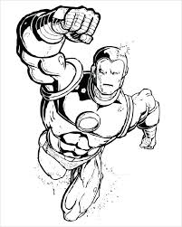 super heroes coloring book superheroes coloring pages iron man marvel super hero squad coloring book