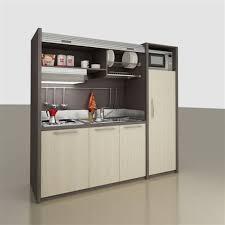 Meuble Cuisine Four Et Micro Onde 2 Colonne Epure L60xh156xp56