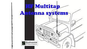 Mobile Hf Antenna Design