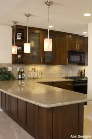 those who love large granite hardwire under cabinet kitchen counter lighting design