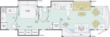 >ellipse ultra floorplans winnebago rvs