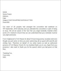 Letter Of Recognition Examples Appreciation Letters Magdalene Project Org