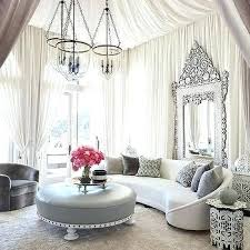 hollywood regency style furniture. Regency Living Room Furniture Style With Drapery Panels On Ceiling And Walls Hollywood