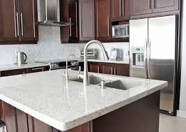 28 Light Granite Countertops With Cherry Dark Large Kitchen Pantry