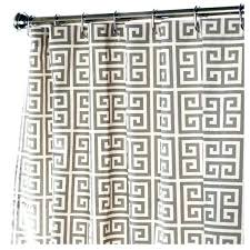 extended shower curtain shower curtains extra long shower curtains geometric comes in various lengths s from extended shower curtain