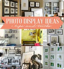 Interesting Family Picture Display Ideas 51 For House Decoration with Family  Picture Display Ideas