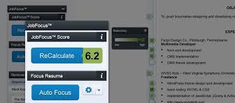 Online Resume Builder Resunate The Only Smart Online Resume Builder 83