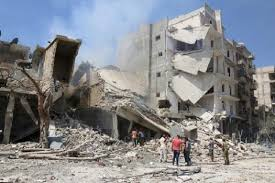 Risultati immagini per immagini della guerra in siria