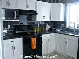 kitchen design white cabinets black appliances. How To Decorate A Kitchen With Black Appliances Best Kitchens Images On White . Design Cabinets D