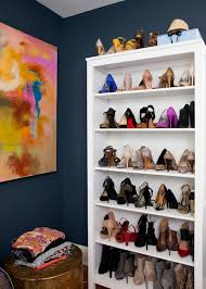 Shoe Bookshelf Ideas