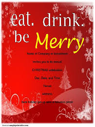 Company Christmas Party Invite Template Office Christmas Party Flyer Templates Under Fontanacountryinn Com