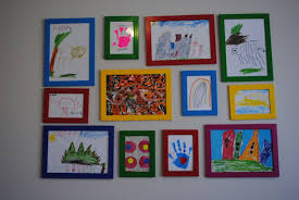 Childrens Artwork Display Art Display Images Reverse Search