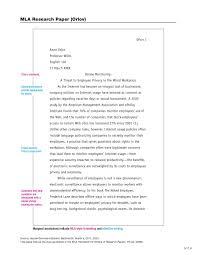Mla Essay Format Generator Macopalmexco
