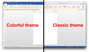 Ms Office 2010 Ppt Templates How To Change Microsoft Office Theme On Mac Osxdaily