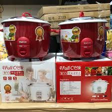 Nồi cơm điện thái lan Full Cook 1L8 - giá sỉ tốt nhất chỉ có tại Ưng Ý