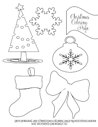 Small Picture Free Christmas Printables Coloring Pages anfukco