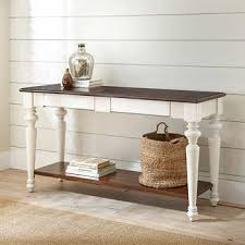 White sofa table Diy Costco Wholesale Addie Sofa Table