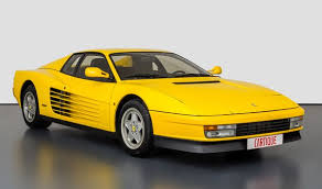 Can you go faster than a testarossa and not pay the same premium? Ferrari Testarossa For Sale Jamesedition