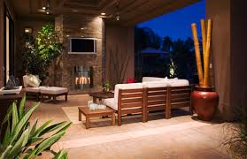 The Outdoor Greatroom Company Introduces The Inspiration FireplaceOutdoor Great Room