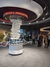 """Betsy Ambrosius on Twitter: """"Ending #TexMUG with a tour of the @Toyota  Experience Center!… """""""