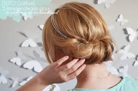 Coiffure Pour Bapteme Cheveux Mi Long