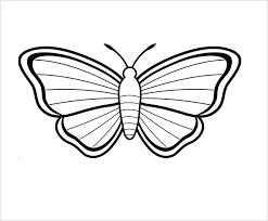 Printable Coloring Pages Of Flowers And Butterflies Free Printable Pictures Of Butterflies Beautiful Butterfly