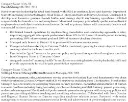 2) Functional Resume Format