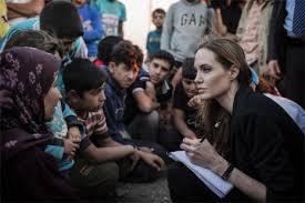 انجلينا جولي تتبنى سوري انجلينا