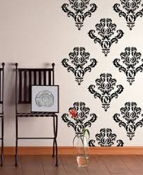 10 damask wall decal art decor stickers by happywallz on etsy on damask sticker wall art with damask wall decal scroll ornate lacey vinyl wall decal extra