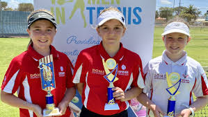 Esperance Tennis Club compete at D'Arcy Slater and Foundation Cup ...