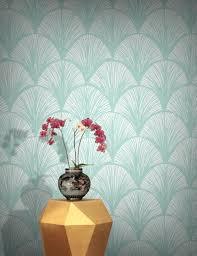 orchid scales luxury designer wallpaper