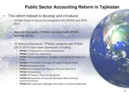 Unified Chart Of Accounts 2017 Public Sector Accounting Reform In Tajikistan Ppt Download