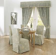 Fabric Dining Room Chair Covers Dining Table Seat Cushions Chair Pads With Ties Chair Design