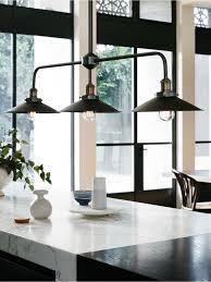 traditional pendant lighting. manor 3 light bar pendant frame in aged steel traditional pendants lights lighting