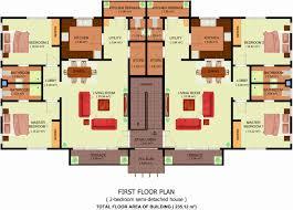 Three Bedroom Semi Detached House Plan Elegant Two Bedroom Semi Detached  House Plan Overideas