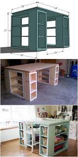 creative ideas for home furniture. Creative Ideas \u2013 DIY Modern Craft Table #furniture For Home Furniture