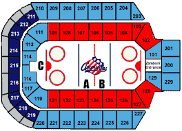 Rochester Americans Seating Chart Blue Cross Arena Seating Bed Breakfast Wichita Ks