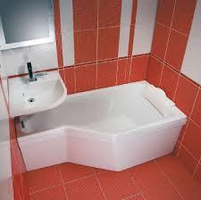 <b>Акриловая ванна Ravak BeHappy</b> L 150 см, асимметричная ...