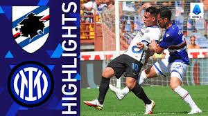 Sampdoria 2-2 Inter   Inter are held to a draw at Marassi