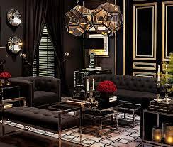 interior design living room classic. 51 Living Room Interior Ideas - Eichholtz Black Furniture Design Classic G